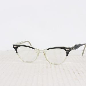 50s Graceline Cat Eye Frame Acetate RX Glasses